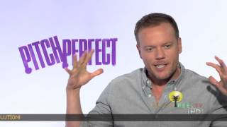 Jason Moore Director Of Pitch Perfect  Talks About Making The Film Funny!