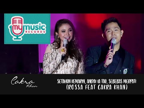 download lagu SETAHUN KEMARIN. ANDAI IA TAU, SEBEBAS MERPATI Medley (Cover by CAKRA KHAN feat ROSSA) gratis