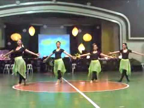 GILC Interpretative Dance(Oh! Holy Night)