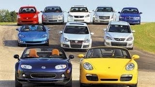 2008 10Best Cars - CAR and DRIVER