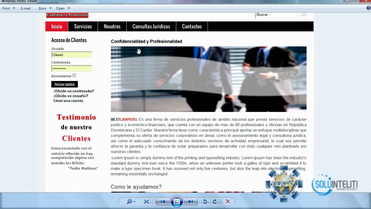 Joomla Web Página Web Con Joomla 2.5 Paso