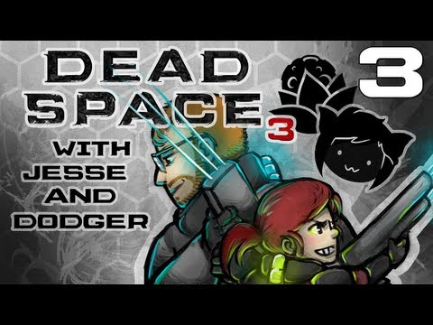 Dead Space 3 [Jesse's View] Part 3 - UNLIMITED POWER