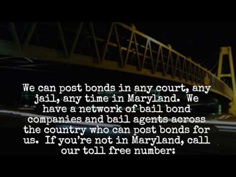 Baltimore, MD Bail Bonds | Baltimore, MD How to post bail