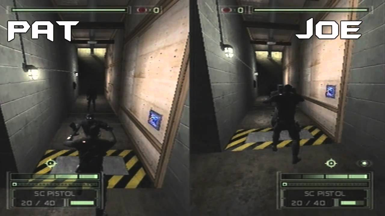 Splinter Cell Chaos Theory Ps2 Coop Campaign