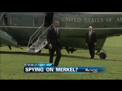 WEBCAST: Is the NSA spying on Angela Merkel?