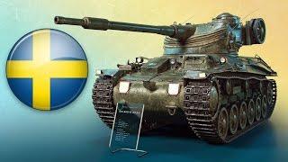 Strv m/42-57 - Pierwsze wrażenia :)