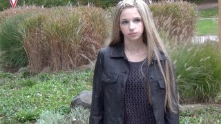 Wasting All These Tears - Cassadee Pope - Music Video Cover by Madi :)