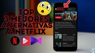 Top 3 Mejores Alternativas A Netflix Premium Totalmente Gratis 2018   Netflix Gratis Sin Bin  