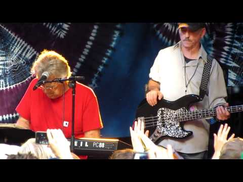 Ray Manzarek (The Doors keyboardist) and Roy Rogers Band - Wanee Fest 2012 - Riders of the Storm