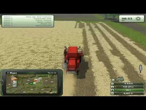 Zagrajmy w Farming Simulator 2013 na multiplayer #1 Początek
