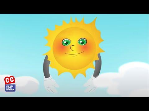 Canticuentos Ronda Para El Sol Video Animado