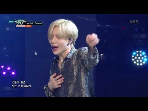 뮤직뱅크  Bank - Artistic Groove - 태민TAEMIN20190215
