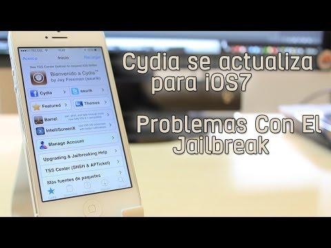 Cydia se renueva para iOS7 y Problemas Con El Jailbreak
