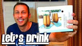 Outset Double Wall Copper Drink Tumbler Review - Best Beer Mugs?