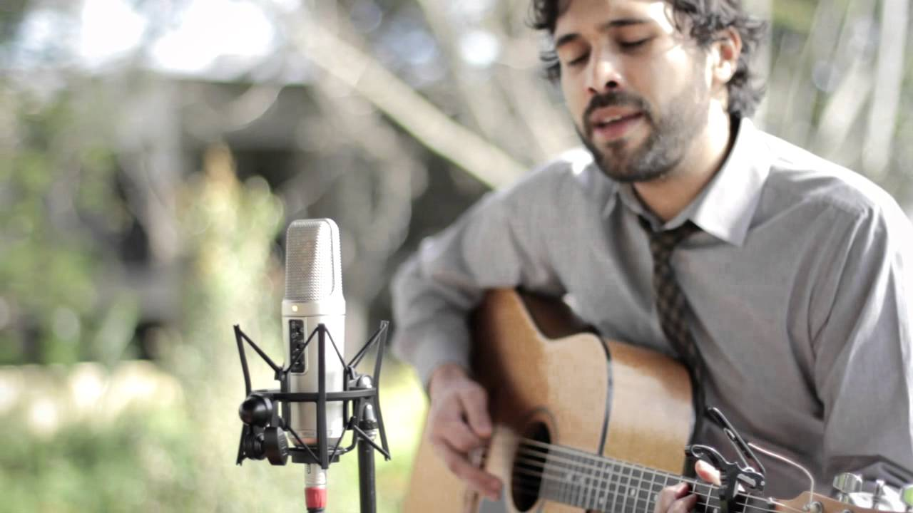 Violin (by Amos Lee) - Ben Abraham - YouTube