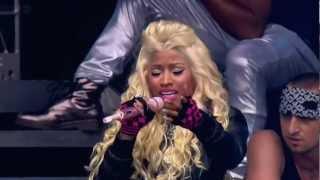 Nicki Minaj - Right By My Side (Live At Radio 1's Hackney Weekend) [HD]