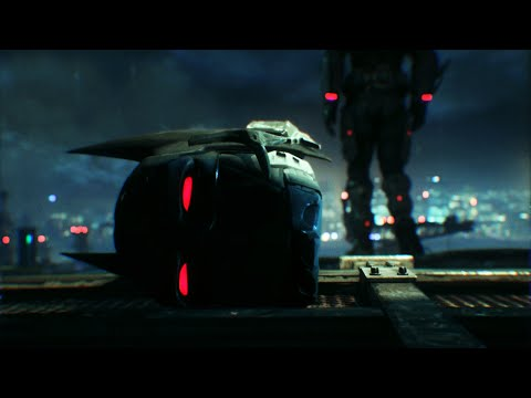 The End of Batman Arkham Knight - Batman Gives Up - This is How the Batman Died