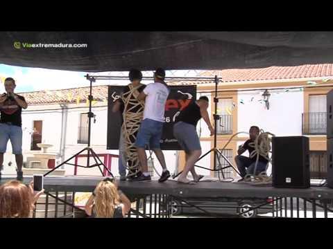 IX Convivencia entre moteros y quatreros en Saucedilla. 3/3