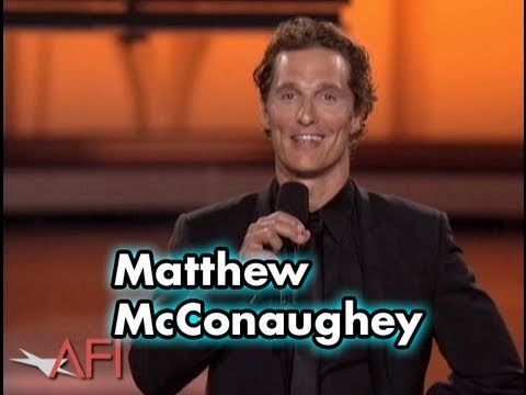 Matthew McConaughey Thinks Michael Douglas Is