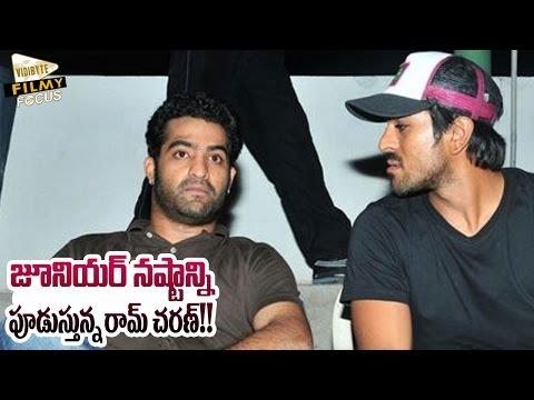 Ram Charan Fulfilling Jr NTR's Losses!! - Filmy Focus