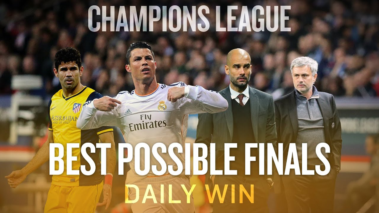best champions league finals