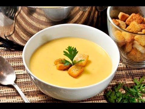 Crema de calabaza - Pumpkin Soup