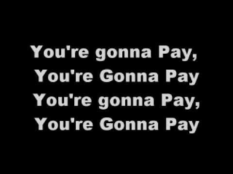 The Undertaker - Youre Gonna Pay lyrics