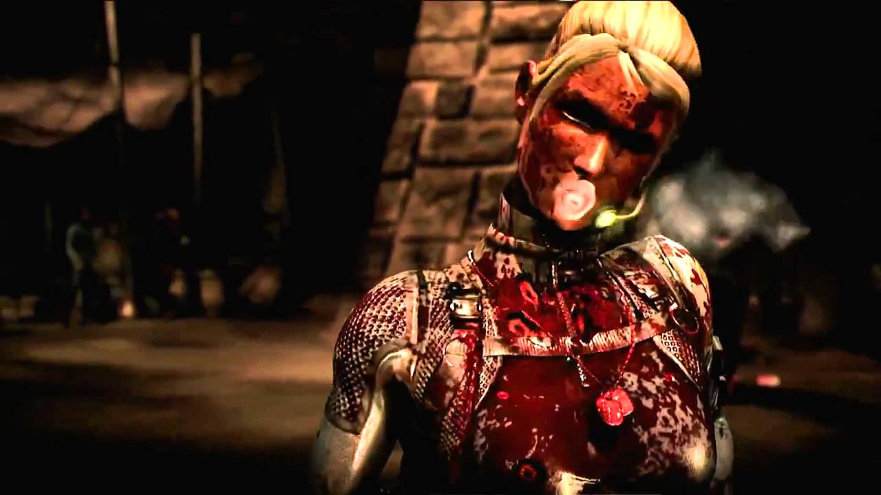 Mortal Kombat 11 - Cassie Cage Fatal Blow and Fatality