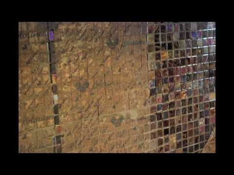 TuttiMosaico - Mosaic Tile Kitchen Installation in Stop Motion