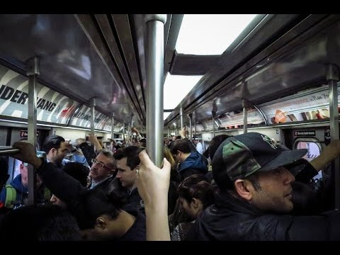 How mass NYC subway swab could change public health