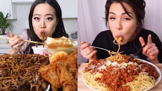 Veronica Wang vs Other Youtubers Part 2