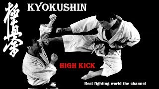 kyokushin | High Kick KO  | 極真会