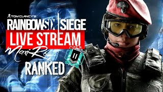 [LIVE] Rainbow Six Siege | RANKED | Playing with Subs [PSN: DatSuperGirl]