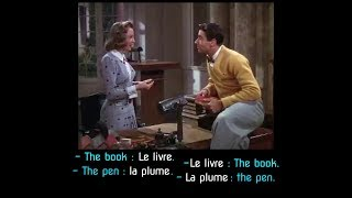 FRENCH LESSON - learn french with music and movies : Good News