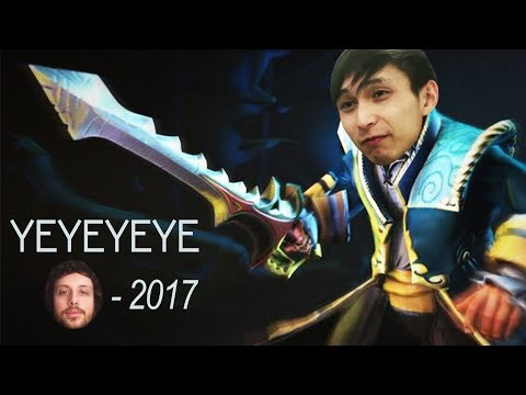 YEYEYEYE - Mr Child 2017 (SingSing Dota 2 Highlights #1045)