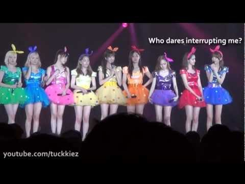 SNSD: The Funniest Girl Group (Part 6)