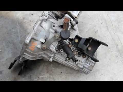 Caja Cambios Hyundai Lantra Ii 1 6 I Avi Youtube