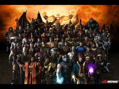 Mortal Kombat Kollection: Trailer