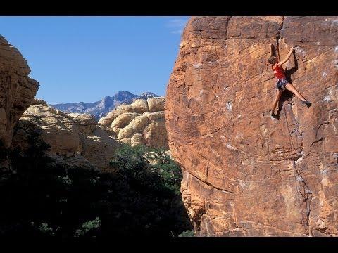 Red Rock Nevada Climbing Guide - Red Rock Climbing Video