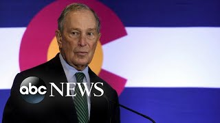 Michael Bloomberg facing new accusations of being racially out of touch | ABC News