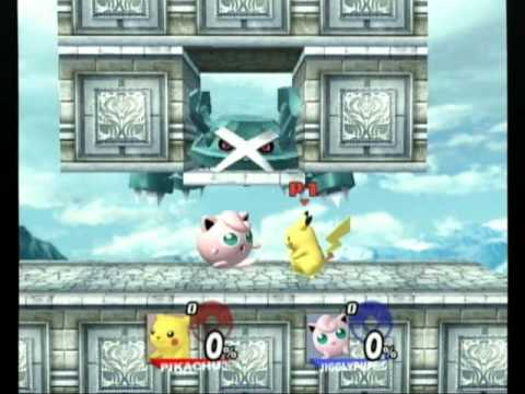 Super Smash Bros Brawl Glitches 6