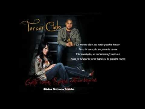 Tercer Cielo - Creeré (versión Acústica) - Letra video