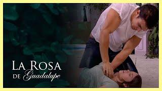 Download Escena | La alberca de los deseos | La Rosa de Guadalupe 3Gp Mp4