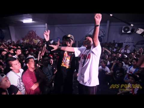 Fliptop - Loonie abra Vs Shehyee smugglaz  Dos Por Dos Tournament video