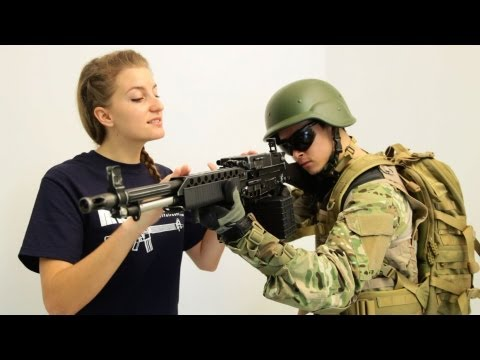Combat Gear New & Old Quick Look (HD) - RWTV