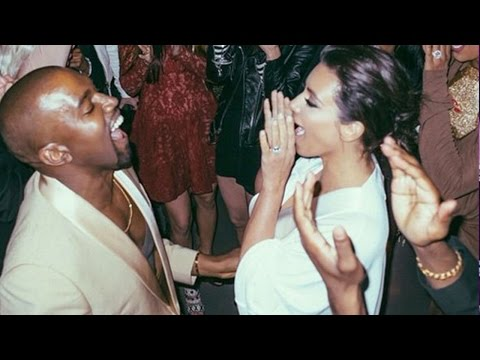 Kim Kardashian & Kanye West's Wedding Photos Revealed