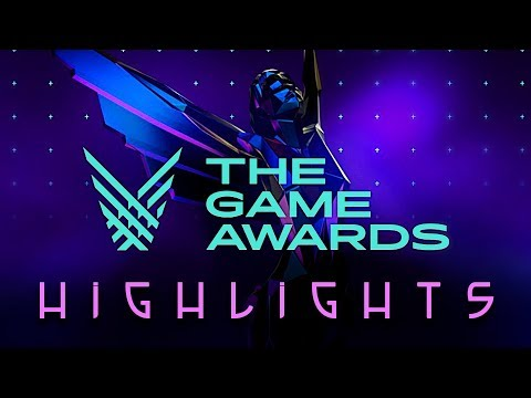 VGA - Video Game Awards 2018 Highlights Winners & World Premiere | Colteastwood 4K
