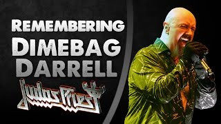 Judas Priest's Rob Halford - Remembering Dimebag Darrell