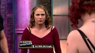 Twerking, Flashing & Fighting! (The Jerry Springer Show)