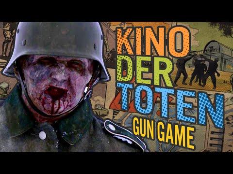 KINO DER TOTEN GUN GAME ★ Call of Duty Zombies Mod Zombie Games